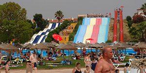 Aquavelis water park Torre del Mar