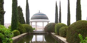 Botanic garden La Concepcion