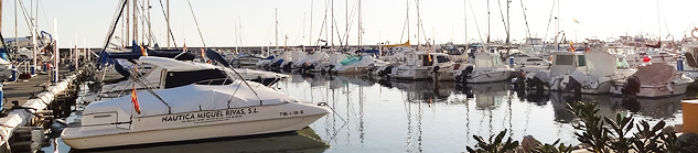 harbour torre del mar caleta de velez