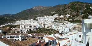 View on Frigiliana
