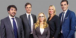 My colleagues at law firm C&D Solicitors