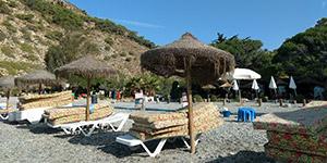 Playa Cantarijan La Herradura