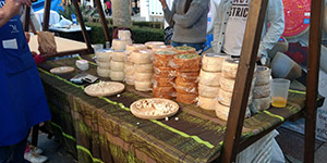 Traditional cheeses in  Torre del Mar (Velez-Malaga)
