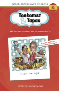Translated Dutch emigration book ´Future & Tapas´